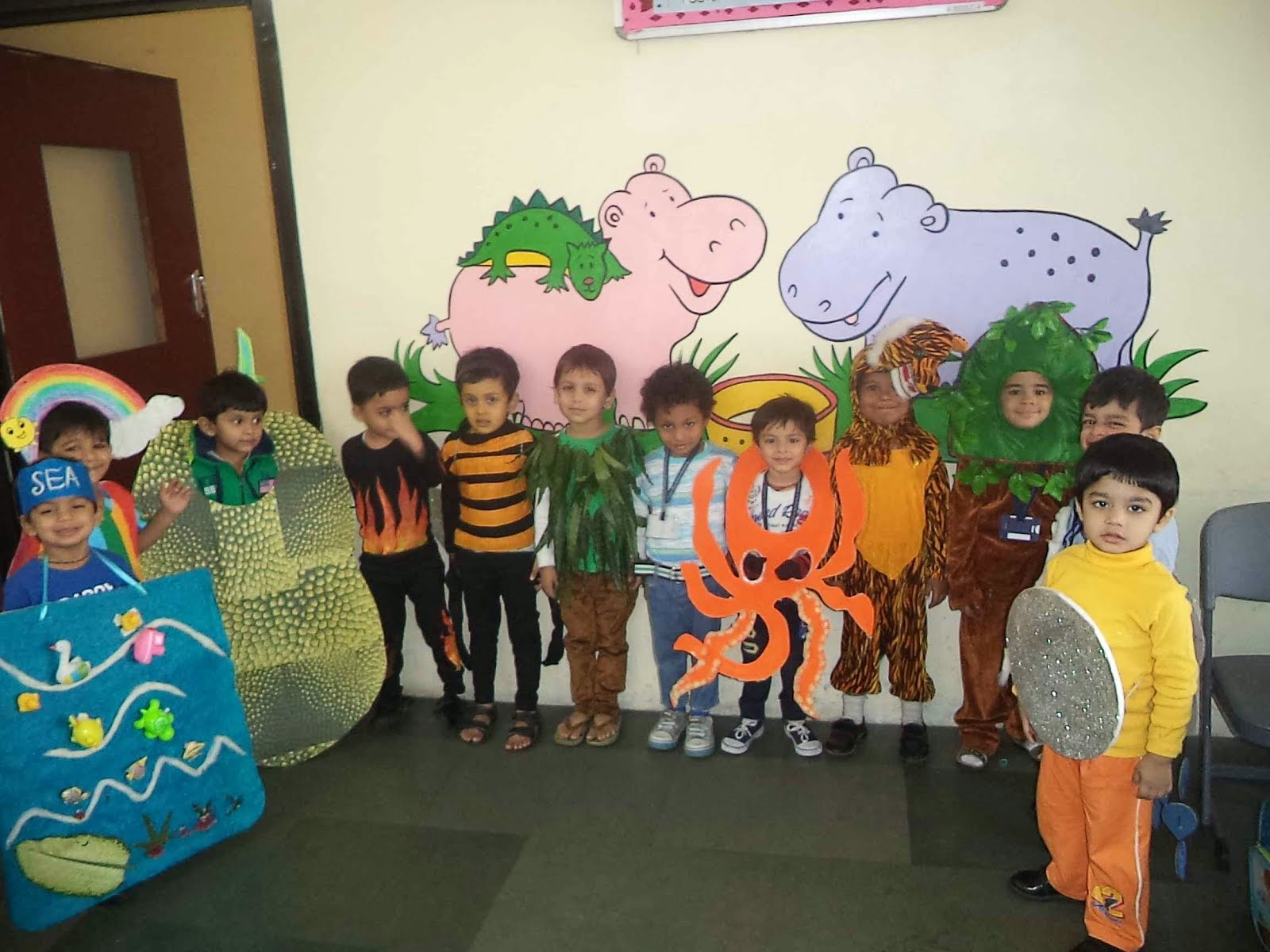Reception Fancy Dress Competition