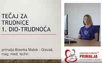 Online tečaj pripreme za trudnice - trudnoća Biserka Matok-Glavaš slike otok Brač Online