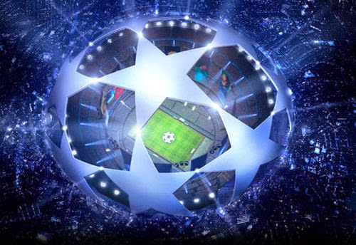 Champions League - Official Website - BenjaminMadeira.com