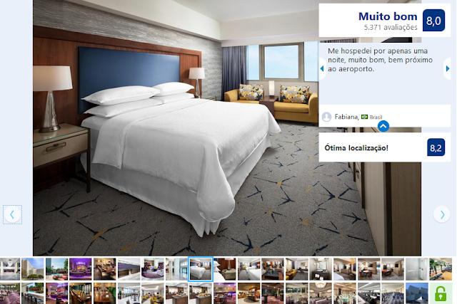 Hotel Sheraton Gateway para ficar em Los Angeles
