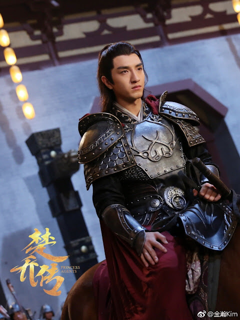 Princess Agents Villain Kim Jin Han