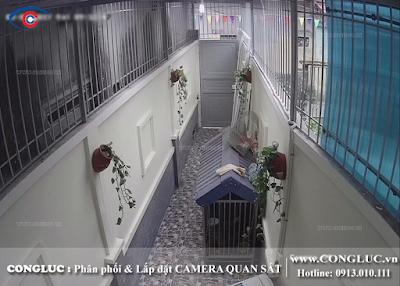 lắp camera ở đường Trại Lẻ Hải Phòng