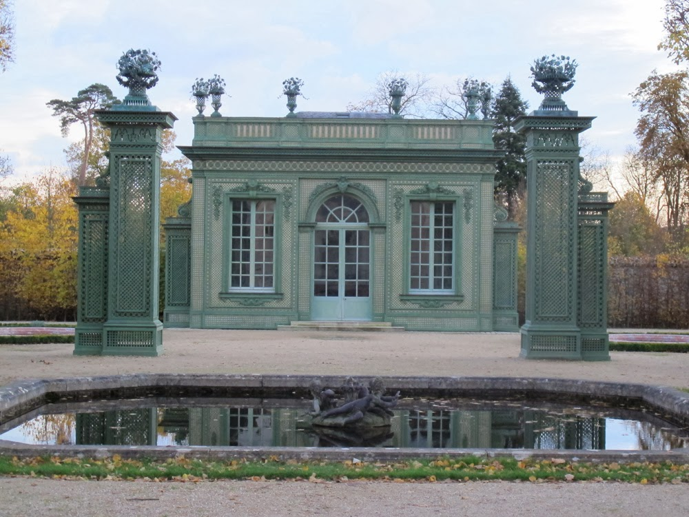 Versailles Palace gardens, France
