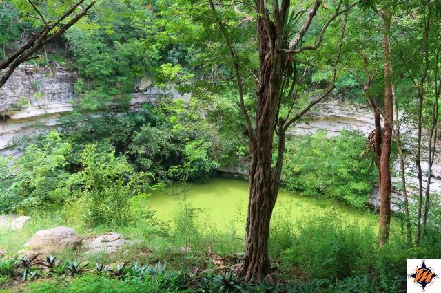 Chichén Itzá, Cenote Sagrado
