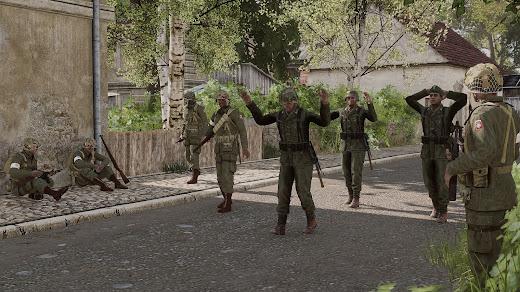 Arma 3にアニメーションを追加するRismarck´s WW2 Pose Pack アドオン