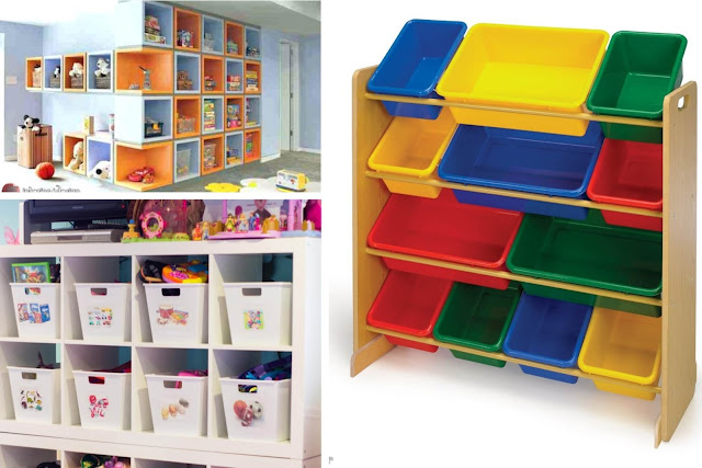 Superior Organizing Ideas For A Distinctive Children's Room