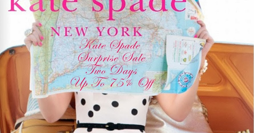 A Touch of Southern Grace : Kate Spade Surprise Sale