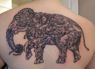ลายช้าง