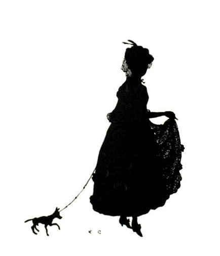 dama perrito