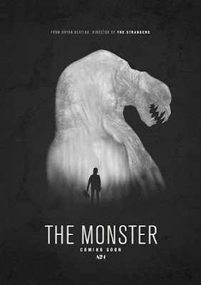 The Monster 2016 DVD R1 NTSC Sub