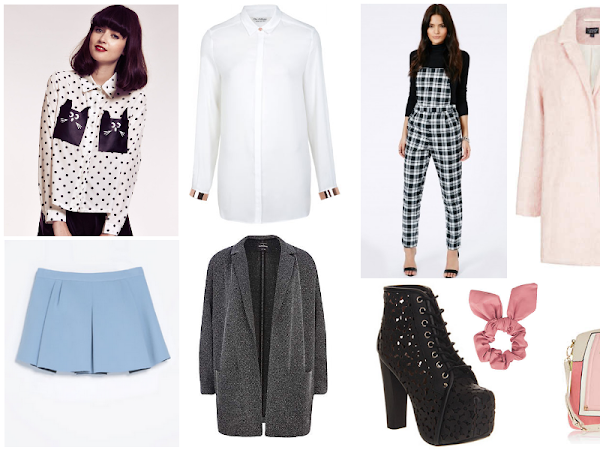 Wishlist #49 - Monochrome & Pastels