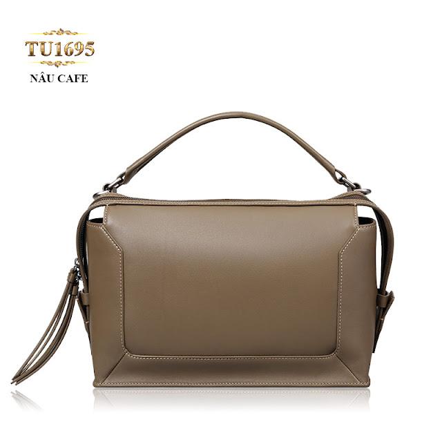Túi xách đeo form chữ nhật cao cấp khóa trên thời trang TU1695 (9,256,000 VND)