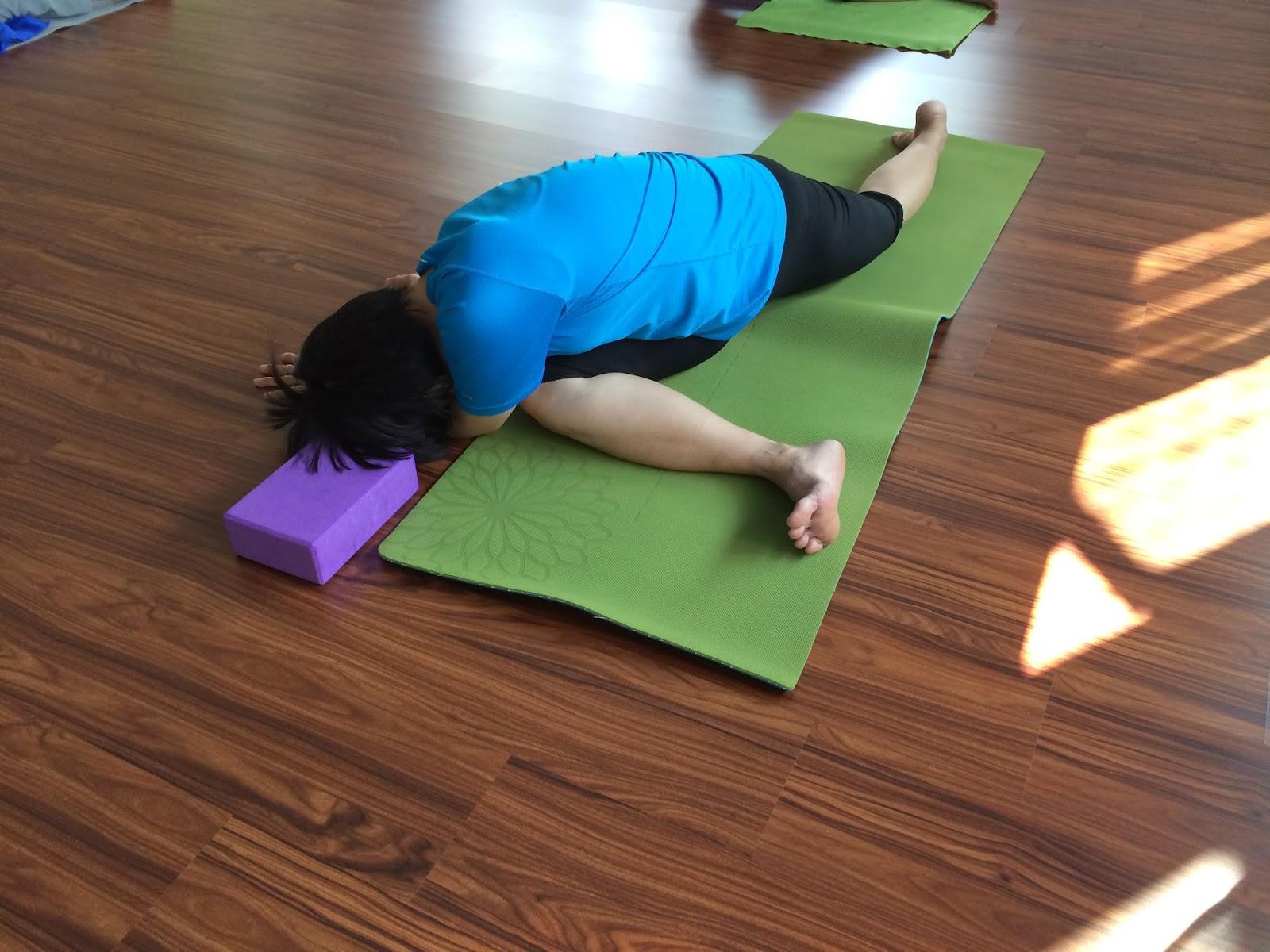 Yoga Plus Yin Yoga Class 12 Nov