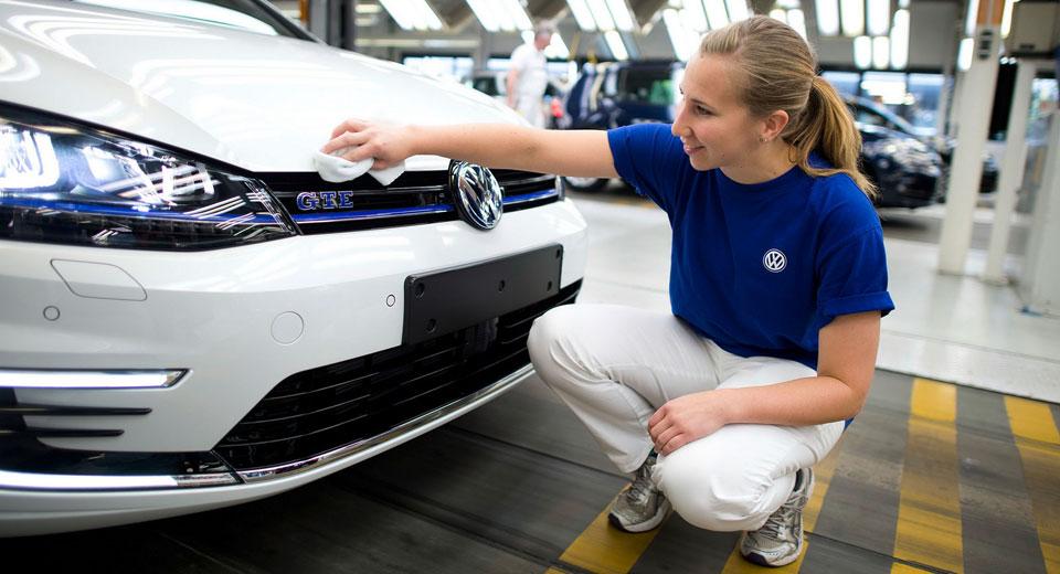 Volkswagen Restarts Production After Resolving Supplier Dispute