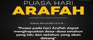 Jangan Lupa Besok Puasa Arafah 2017. Ini 5 Manfaatnya !