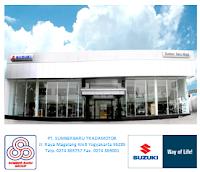 Lowongan Kerja di PT. Sumber Baru Trada Motor – Yogyakarta (Sales Executive, Sales Head, Mekanik & Admin Cabang)