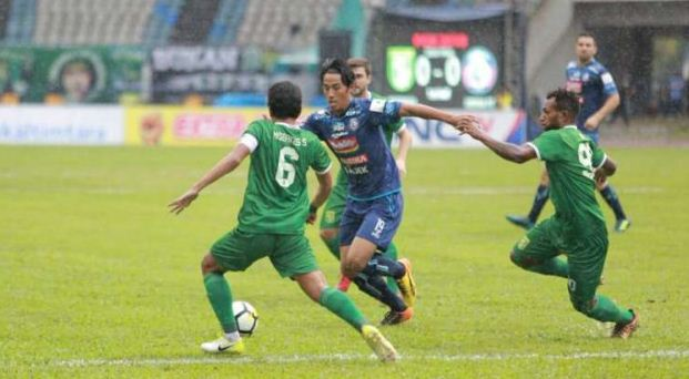Susunan Pemain Arema FC vs Persebaya Surabaya