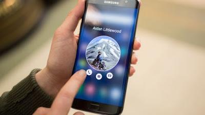Smartphone Paling Top di Seluruh Dunia - Samsung Galaxy S7 Edge