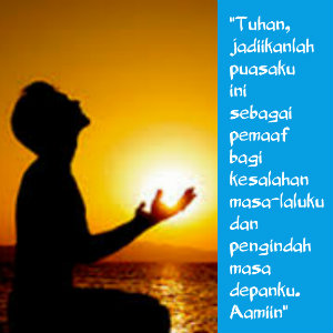Kata Kata Doa Gambar Puasa untuk Instagram & DP BBM Ramadhan