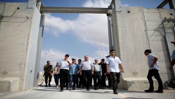 """Israel reabrirá paso comercial con Gaza si prevalece la """"calma"""""""