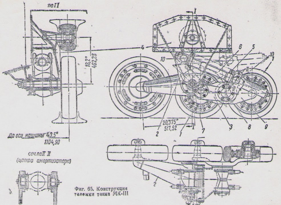 drawings of tanks