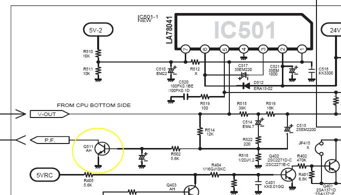 over voltage protector electronic circuits