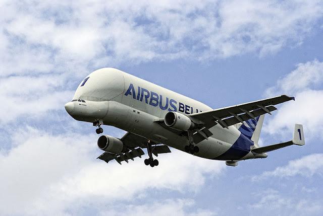 Gambar Pesawat Airbus Beluga 05