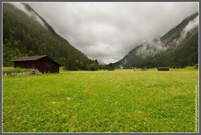 Valle Otzal (Austria)