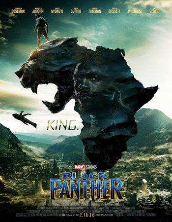 Black Panther (2018) English HDTS 720p