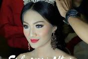 Ajang Mis Indonesia, Bupati Tetty Paruntu Suport Sharon Margriet Sumolang Dan ini Prestasinya.