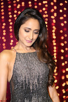 Pragya Jaiswal in a lovely Sleevelss Backless Dress at Zee Telugu Apsara Awards 2017 11.JPG