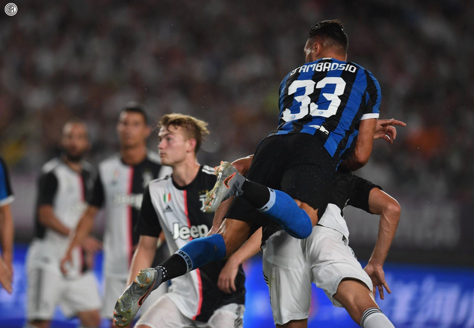Inter Milan Can Break Juventus' Serie A Monopoly This ...  |Inter Milan