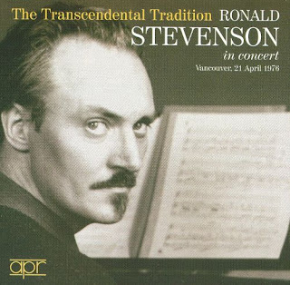 The Trasnscendental Tradition - Ronald Stevenson in Concert