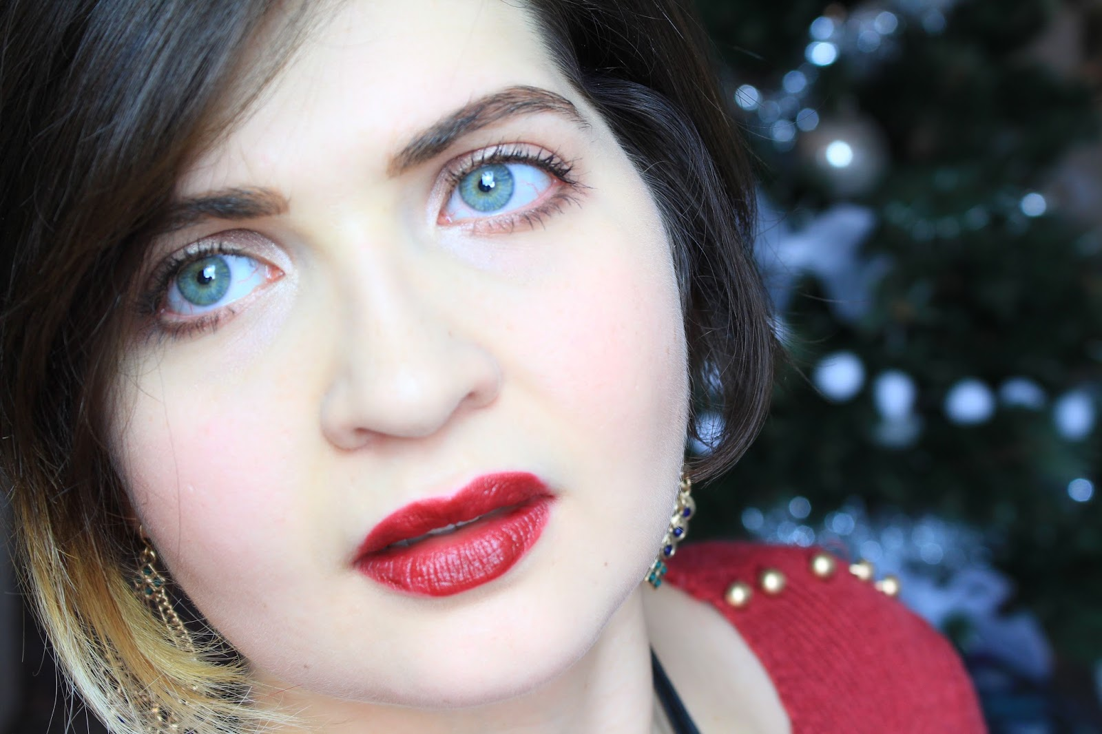 Easy winter Make-up