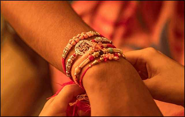 Happy Raksha Bandhan Shayari Quotes Sms in Hindi
