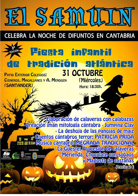 El Samuin en Cantabria 2018