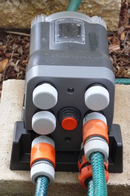 The Food Garden Group: Automating your Irrigation