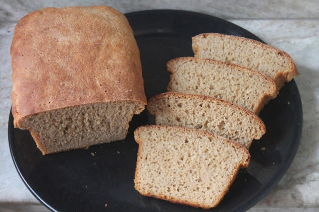 Wheat Bran Bread Recipe – Bran Bread Recipe