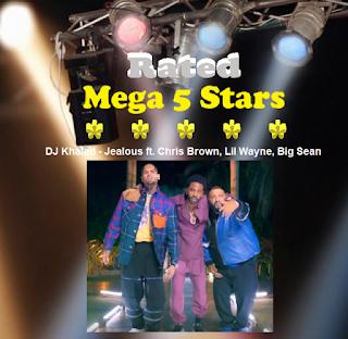 Mega 5 Stars Dj Khaled Rated Mega 5 Stars