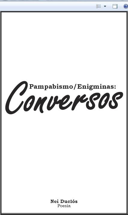 enigminas - conversos pampabismo ebook