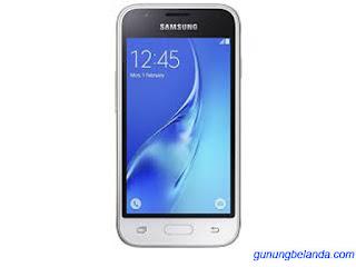 Cara Flashing Samsung Galaxy J1 Mini SM-J105H