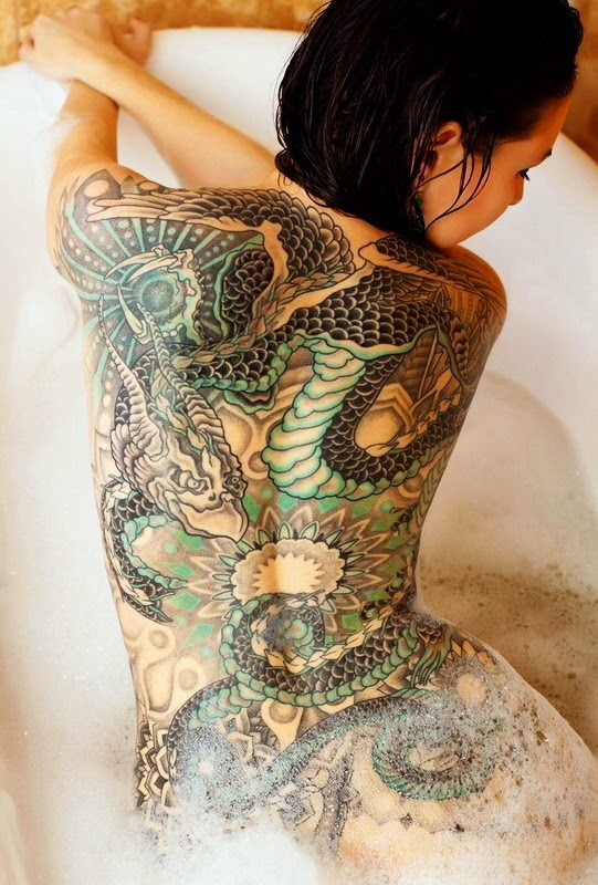 Kate Bru | Female Models With Tattoos | Women Tattoos