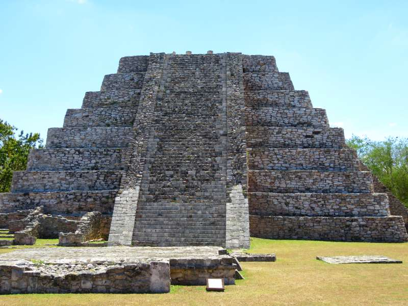 Temple of Kukulkan, Mayapan