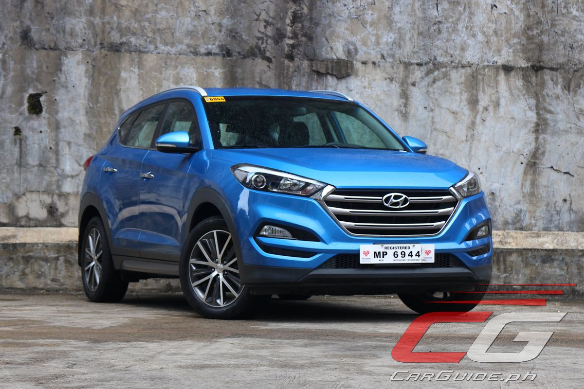 Review 2017 Hyundai Tucson 2 0 Gls Crdi 2wd Philippine