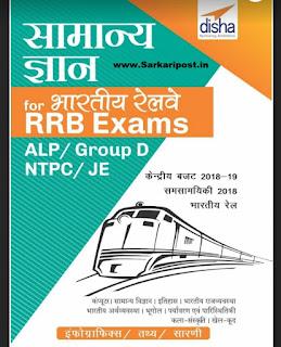 railway general awareness book pdf