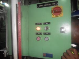 Sewage Submersible Pump Panel Unit