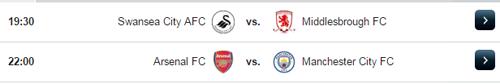 Jadwal Liga Inggris Minggu 2 April 2017