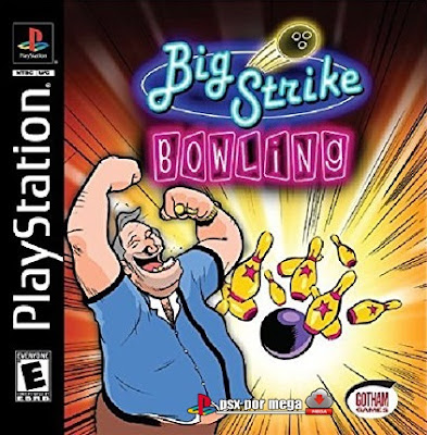 descargar big strike bowling psx mega