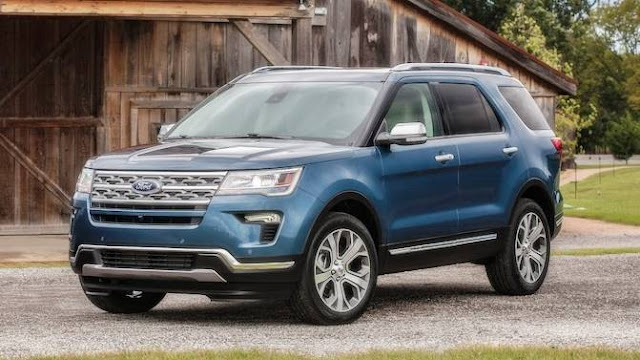 2019 Ford Explorer Special Edition