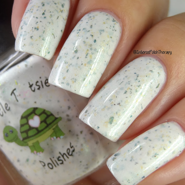 Turtle Tootsie Polishes - Shaken Shamrock